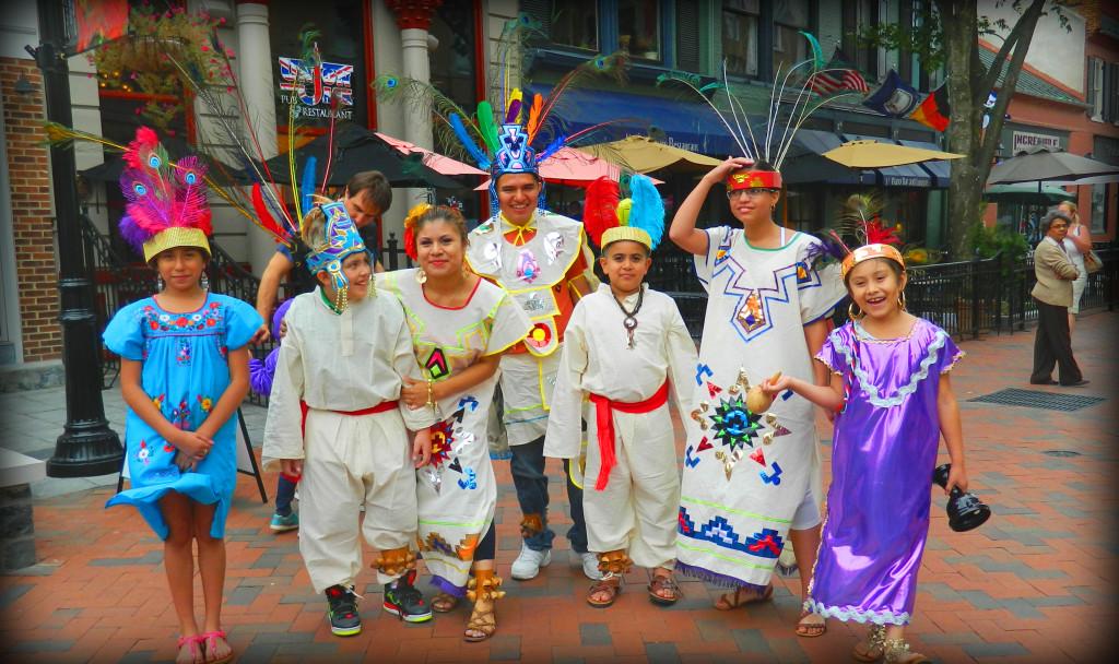 Live Hispanic Music, Traditional Dress, and Dancing!